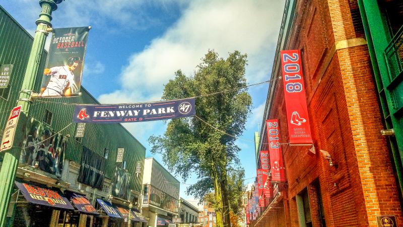 World Series Banner